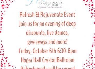 """Hagerstown Dermatology """"R & R"""" Event"""